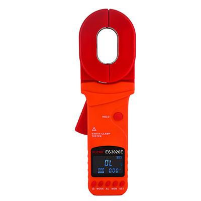 ES3020钳形接地电阻测试仪(实用型)