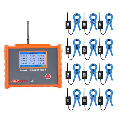 ES5012储存式多回路无线钳表