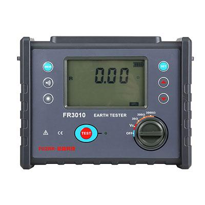 FR3010数字式接地电阻测试仪(简易型)