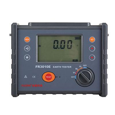 FR3010E接地电阻土壤电阻率测试仪(简易型)