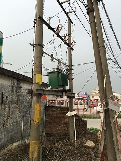 变压器接地电阻测量方法